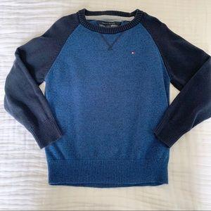Tommy Hilfiger Boys Crew Neck Sweater